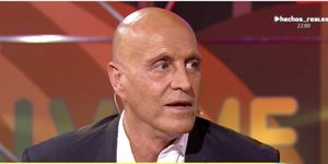 Kiko Matamoros aclara en 'Sálvame' la polémica con su hijo Diego Matamoros