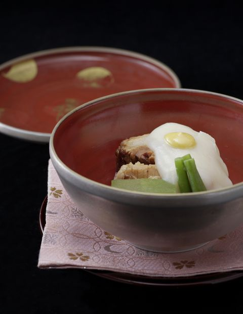 Dish, Food, Cuisine, Ingredient, Produce, Dessert, Recipe, Red bean soup, Soup,