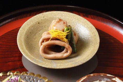 菊乃井 梅レシピ