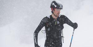 Kilian, jornet,Pierra Menta, Ski Mountaineering Race