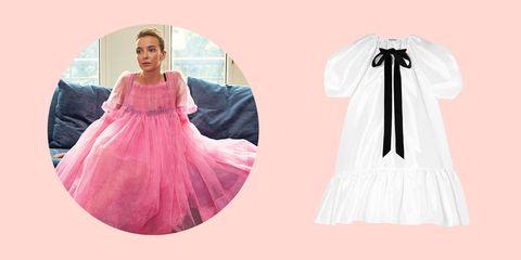2c2ef4f05e1809 I Guess I Dress Like Little Bo Peep Now - Molly Goddard Cecilie ...