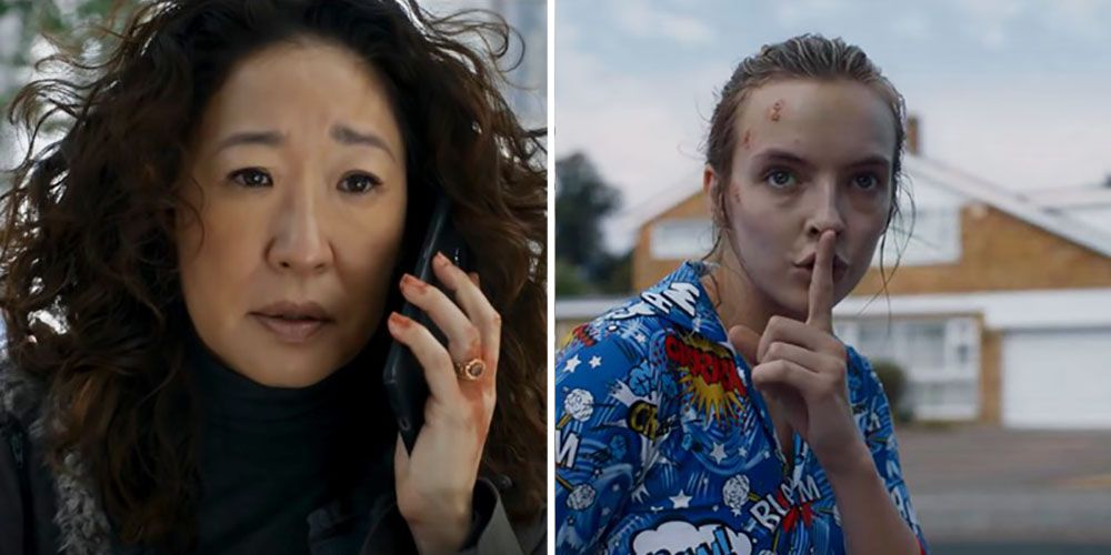 The first trailer for Killing Eve season 2 teases romance between Villanelle and Eve