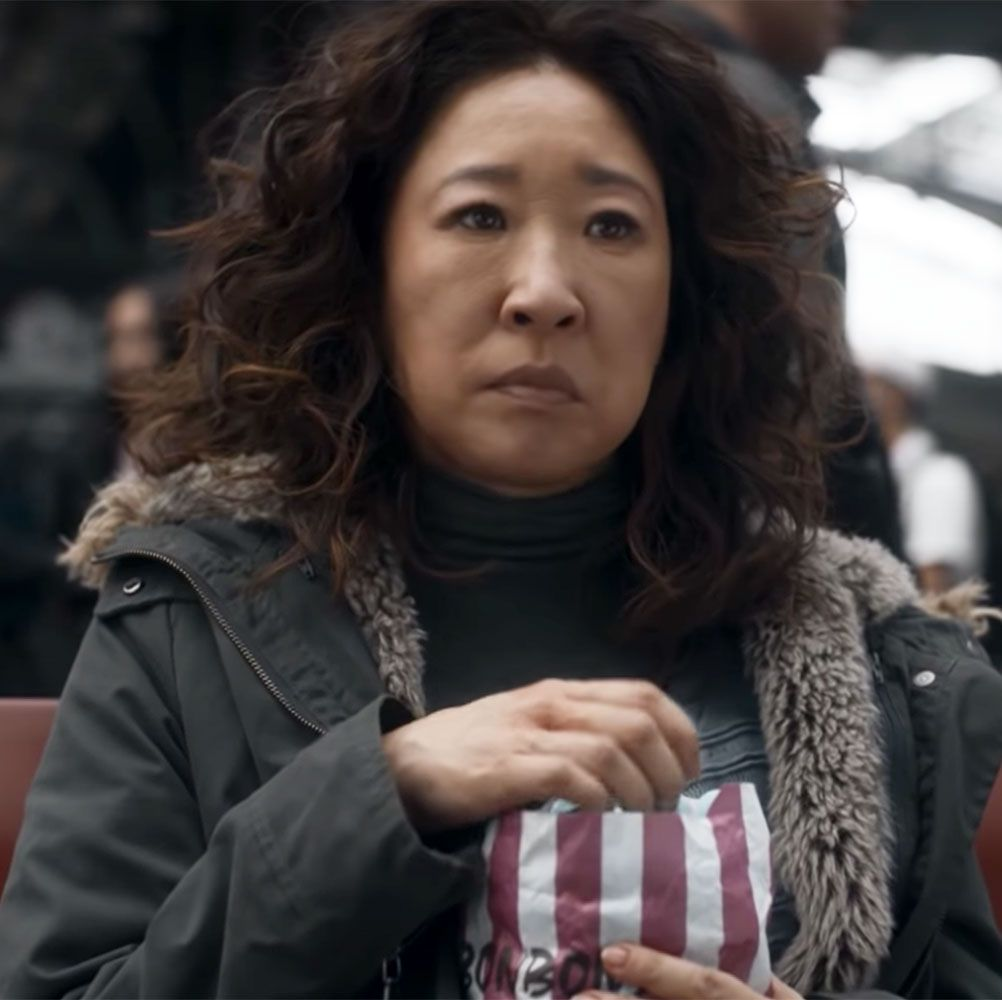 Grab Your Popcorn, the 'Killing Eve' Season 2 Trailer Is Finally Here