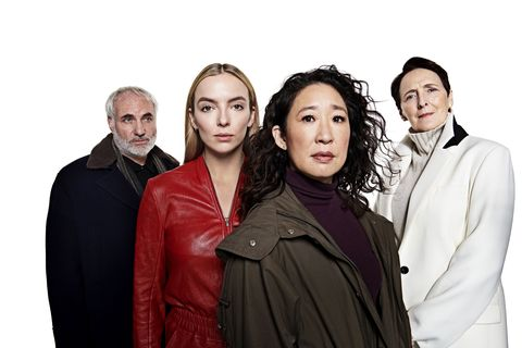 Killing Eve Season 4 cast