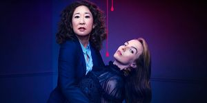 "Segunda temporada de ""Killing Eve"""