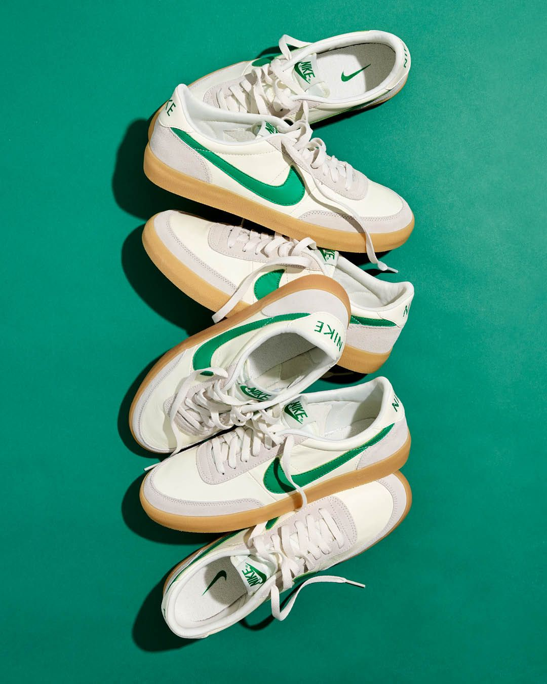 J.Crew Just Released an All-New Green Colorway of the Killshot 2 Sneaker