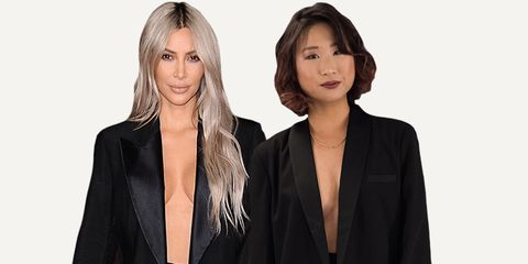 2c1b6789b0 5 Real Women Try Kim Kardashian s Most Outrageously Sexy Looks