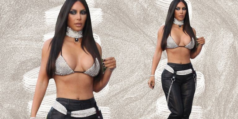 Kim Kardashian Stirred Up Controversy With This Halloween Costume