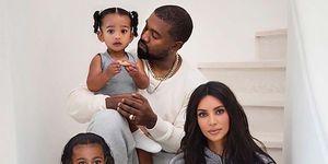 Postal navideña de Kim Kardashian