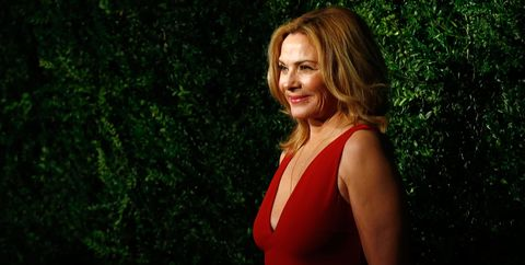 Kim Cattrall Has More To Say On The Sex And The City 3 Film