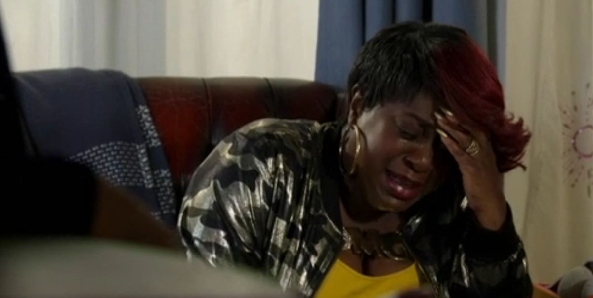 EastEnders' Kim makes heartbreaking discovery about Vincent