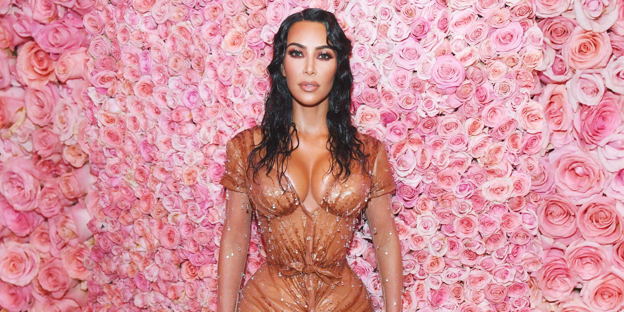 How Kim Kardashian's 2019 Met Gala corset whittled her waist
