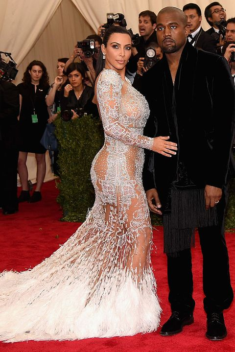 Kim Kardashian And Kanye West - Kim And Kanye's Best Pictures