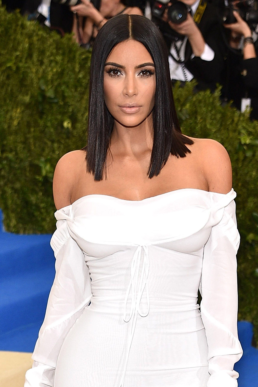 Kim Kardashian Already Tried to Trademark 14-Day-Old Son Psalm West's Name