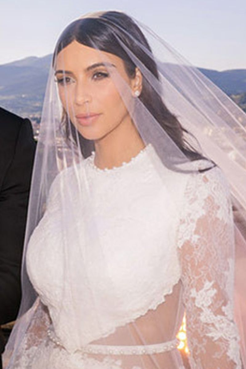52 Celebrity Wedding Beauty Looks The Most Iconic Bridal