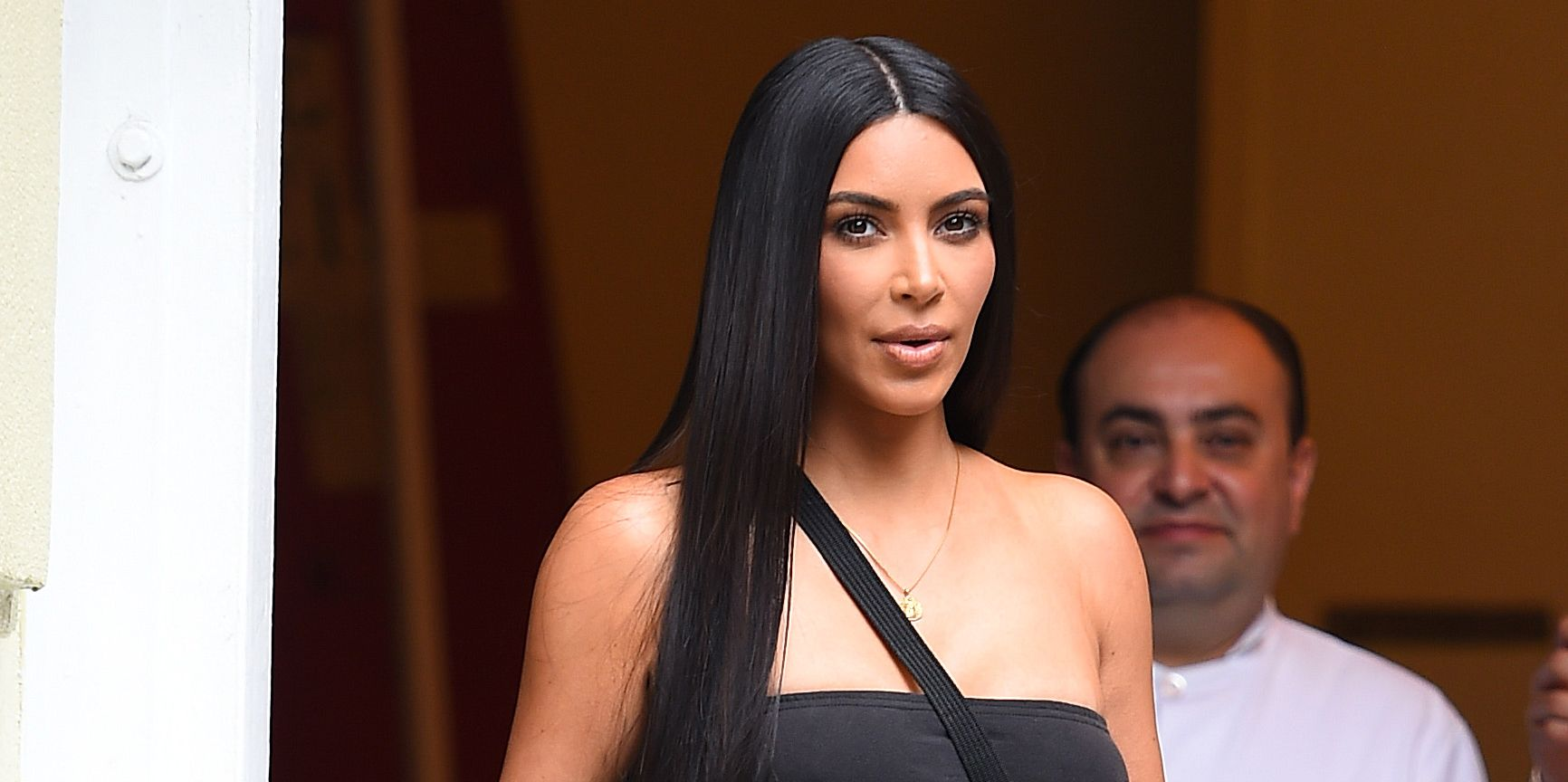 Kim Kardashian Shared Some Nude Photos in the Name of Art
