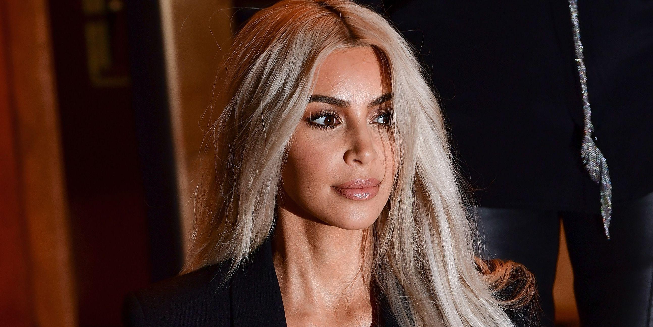 kim kardashian highlighter
