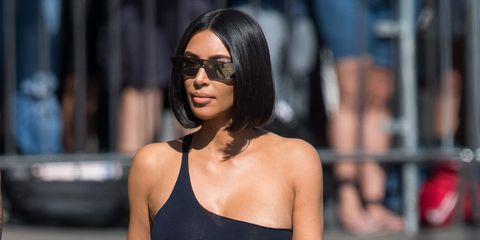 59cf53806b Kim Kardashian has been slammed for