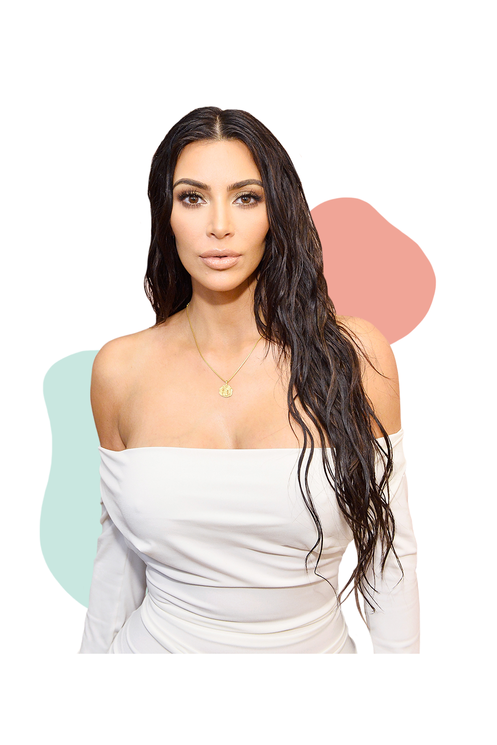 Kim Kardashian Kim K isn't shy about her love for CBD.