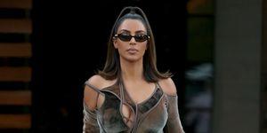 Kim Kardashian, Kim Kardashian presidiaria, Kim Kardashian mujer cadena perpetua, Kim Kardashian firma lencería