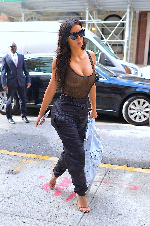 100837d6d4 Kim Kardashian Through The Years - Kim K Style Evolution