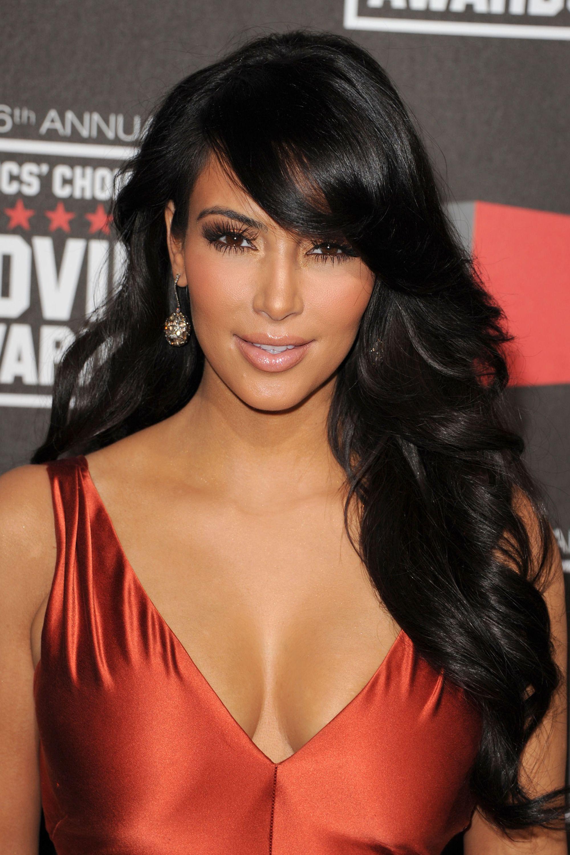 Kim Kardashians Hair And Makeup Kim K Best Beauty Looks