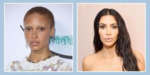 Model Adwoa Aboah just came for Kim Kardashian on Instagram