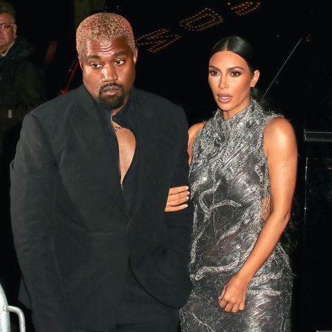 b930d910d75df Kim Kardashian Is Apparently Upset with Kanye West for Starting Twitter  Drama- Drake and Kanye West Twitter Feud