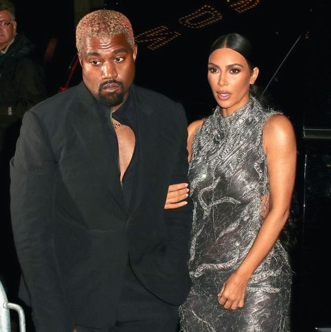 a91c9cddb636 Kim Kardashian Defends Kanye West for His Statement About Michael ...