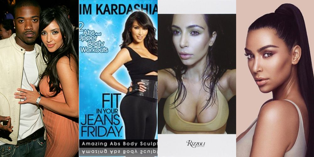 How Did Kim Kardashian Actually Get Famous A Timeline Of Her Career