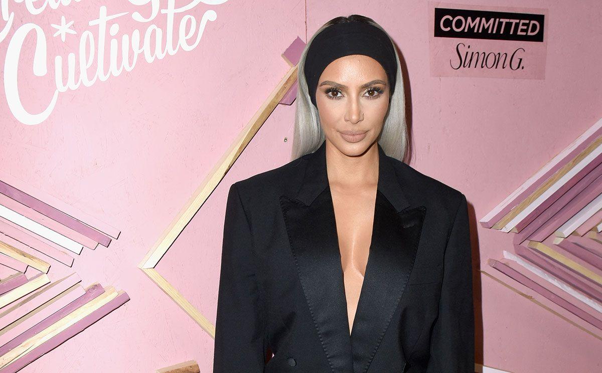 Vistoso Vestidos De La Boda De Kim Kardashian Modelo - Ideas de ...