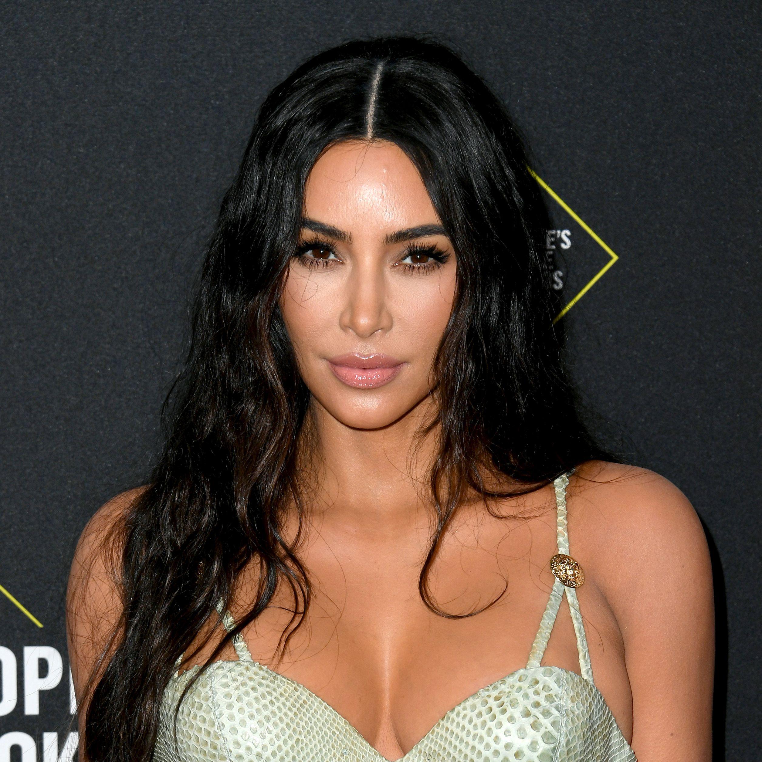 This is how Kim Kardashian covers her dark circles