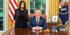 kim kardashian trump