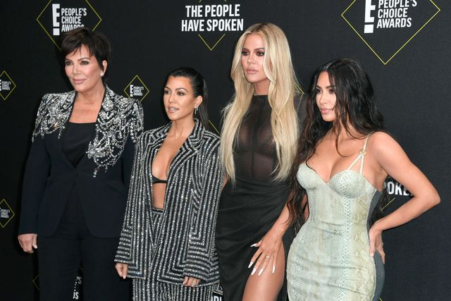 kim kardashian threatened to fire kourtney kardashian