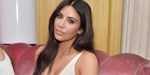 Kim Kardashian, en una foto de archivo.