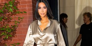 Kim Kardashian In New York City - September 09, 2019