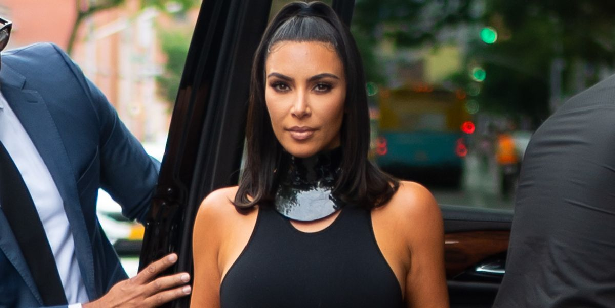 12b6277c06 Kim Kardashian's Kimono Shapewear Accused Of Cultural Appropriation