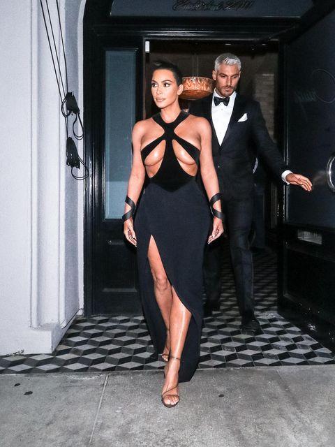 Kim Kardashian No Deja Nada A La Imaginación Con Su último