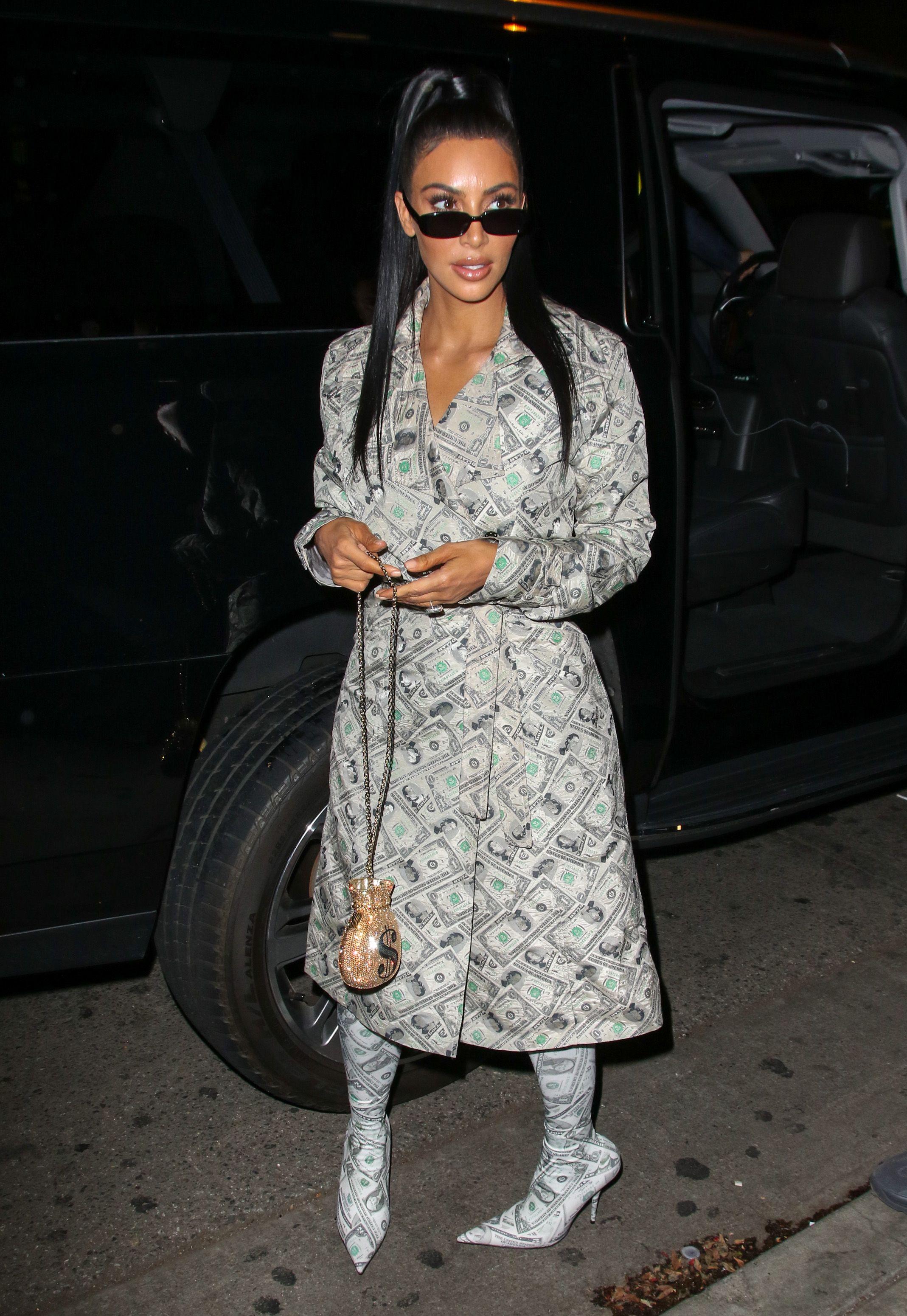 Kim Kardashian Net Jumpsuit Wednesday Www Imagenesmi Com