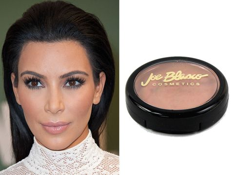 Kim Kardashian Joe Blasco foundation