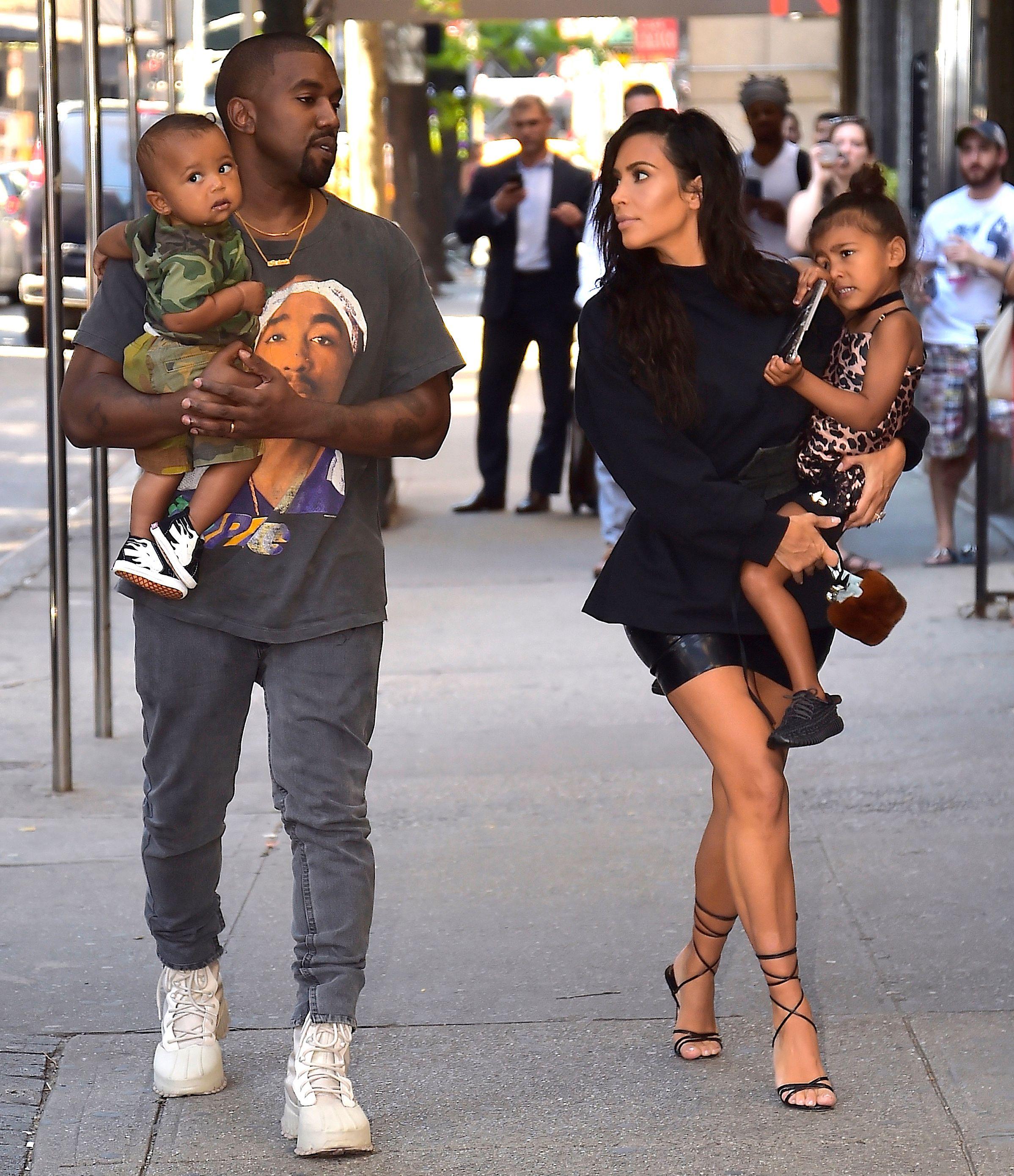 Kanye West & Kim Kardashian Expecting Their Fourth Child Via Surrogate