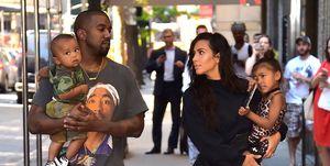 Kim Kardashian and Kanye West new baby