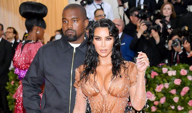 la historia de kim kardashian y kanye west, al completo