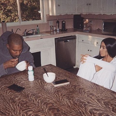woman hates new kitchen Kim Kardashian And Kanye West Are Playing Middle Class