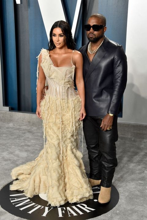 Oscars 2020 The Best Dressed Celebrities From The Academy Awards After Parties,Princess Ball Gown Wedding Dresses With Sweetheart Neckline And Bling