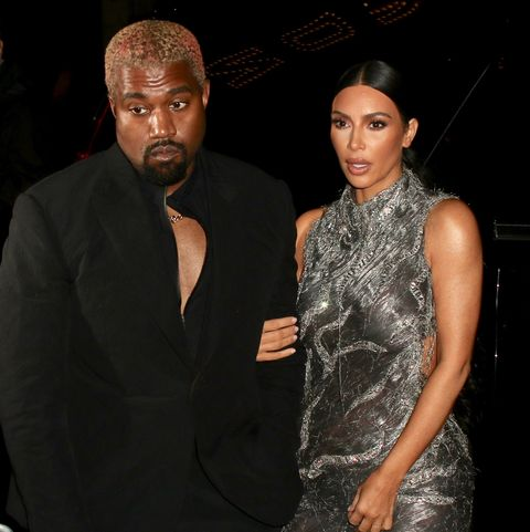 Kim Kardashian y Kanye West tienen una crisis matrimonial