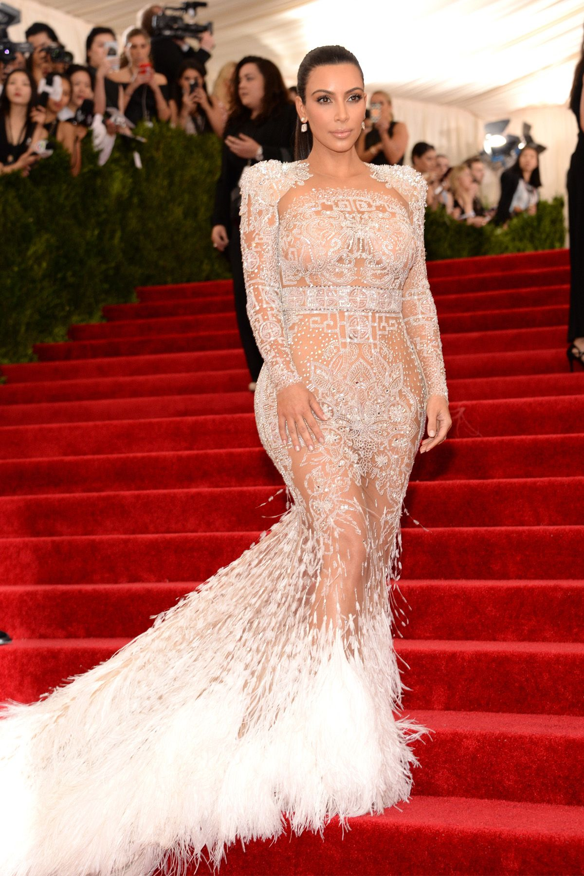 22c717a9ed The Most Scandalous Met Gala Dresses of All Time