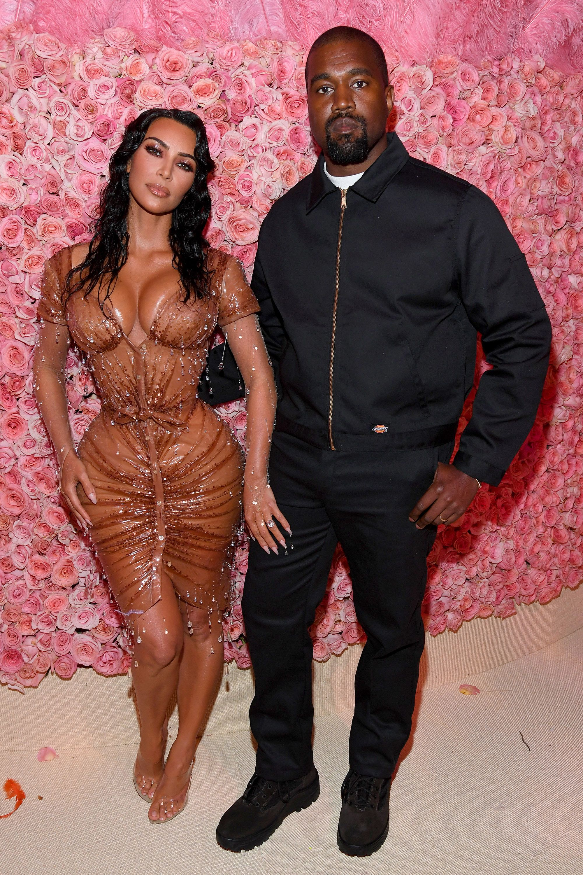 Kim Kardashian And Kanye West's Baby Boy Is Here