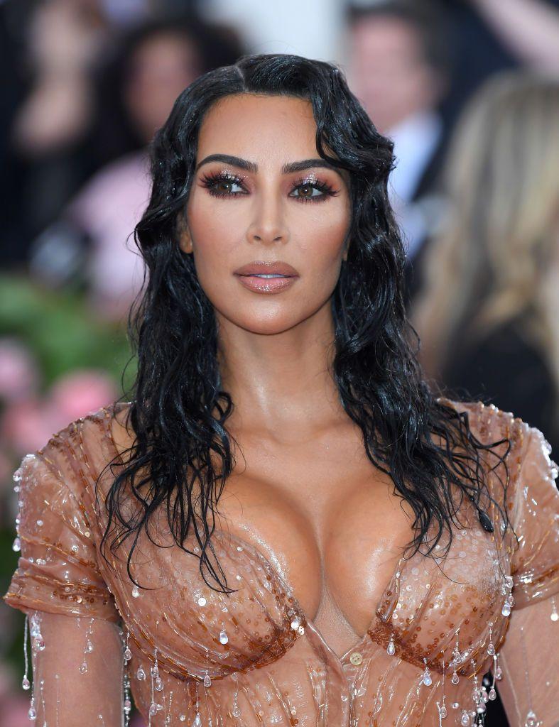 Kim photoshopped Chicago into the Kardashian-West Halloween family portrait