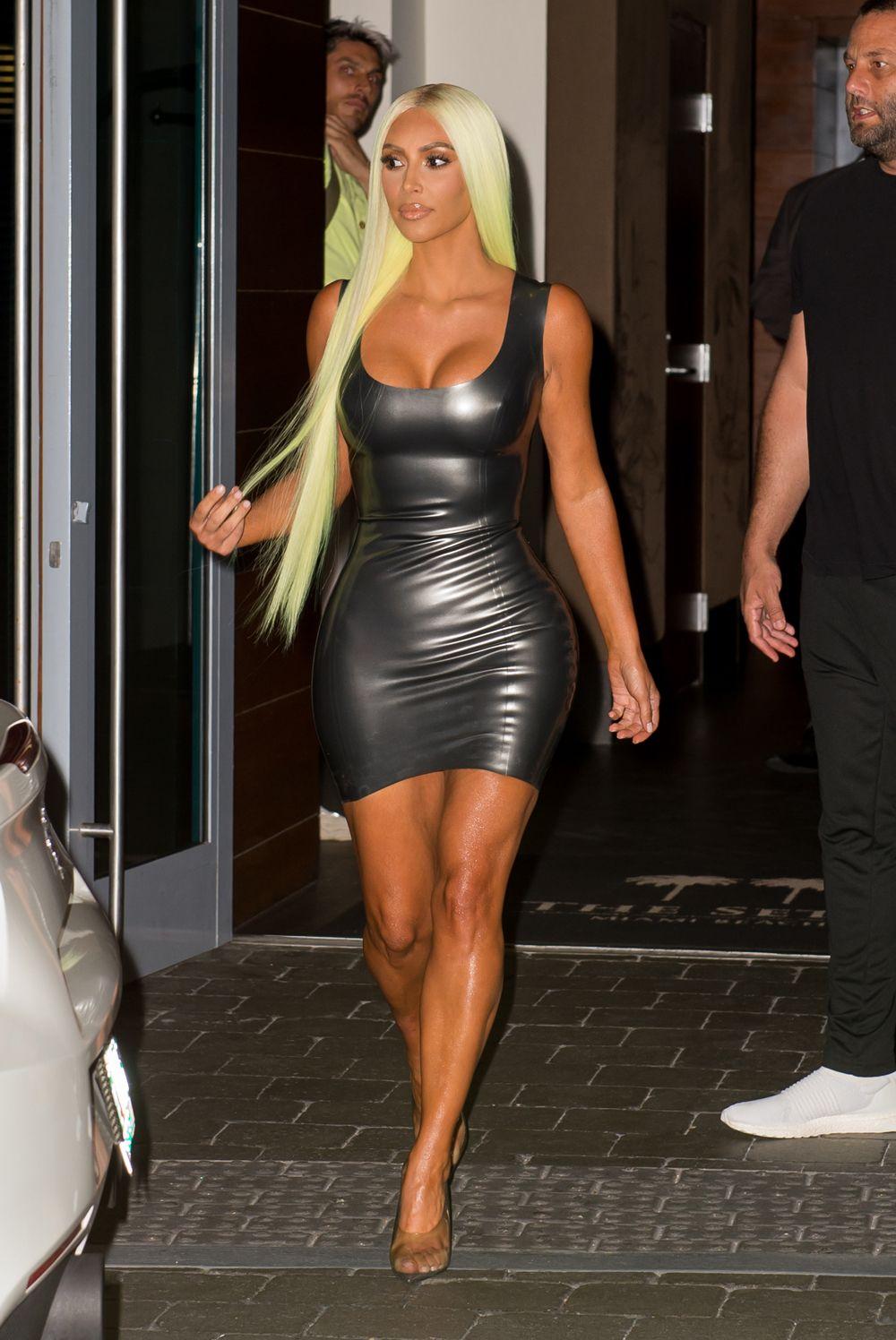 Kim Kardashian outfit Kim\u0027s most stylish clothes ever